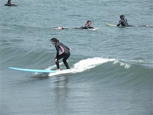 サーフィンスクール テイクオフ