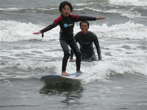 サーフィンスクール バランス